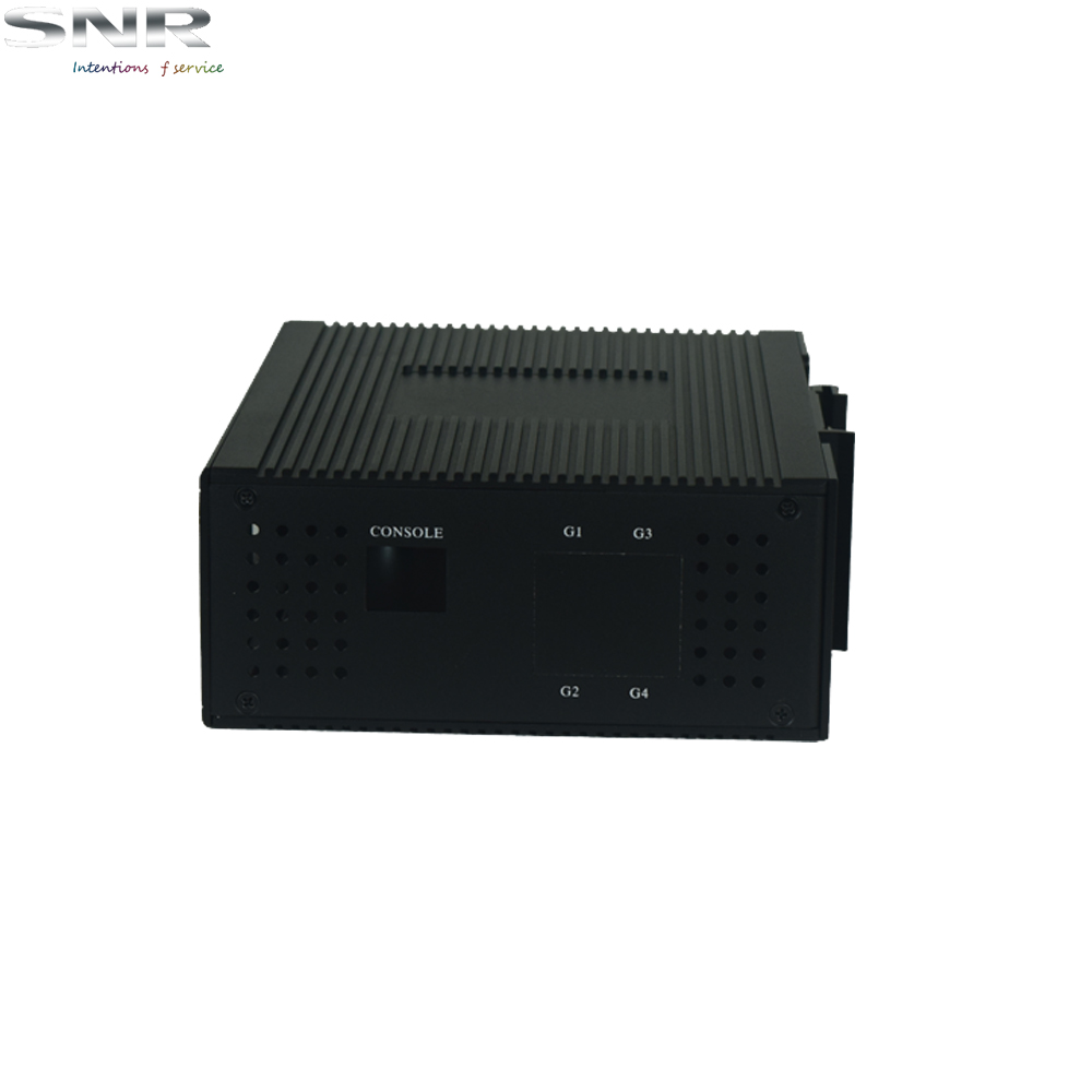 hot selling DIN rail mount aluminum electronic case