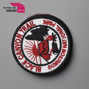 wholesale iron on fabric labels/iron on fabric letters patch/iron on  embroidered hockey patches