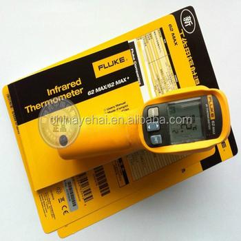 Hotsale Digital Infrared Thermometer Fluke-62 Max Low Price - Buy ... 19ef14947c09b