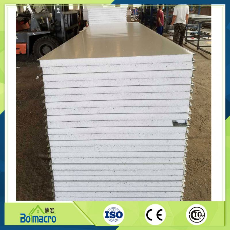 Clean Room Wall Roofing Eps Sandwich Panel