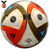 ALSTON Soccer Ball Size 5 Custom Futsal Ball