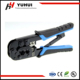 CAT.5 CAT.6 Cable crimping tool for RJ45 RJ11 cable patch cord
