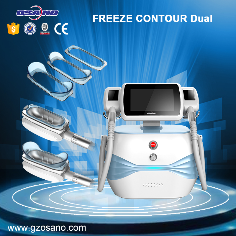 Newest Arrival fat freezing cryolipolyse slimming machine portable cryolipolyse