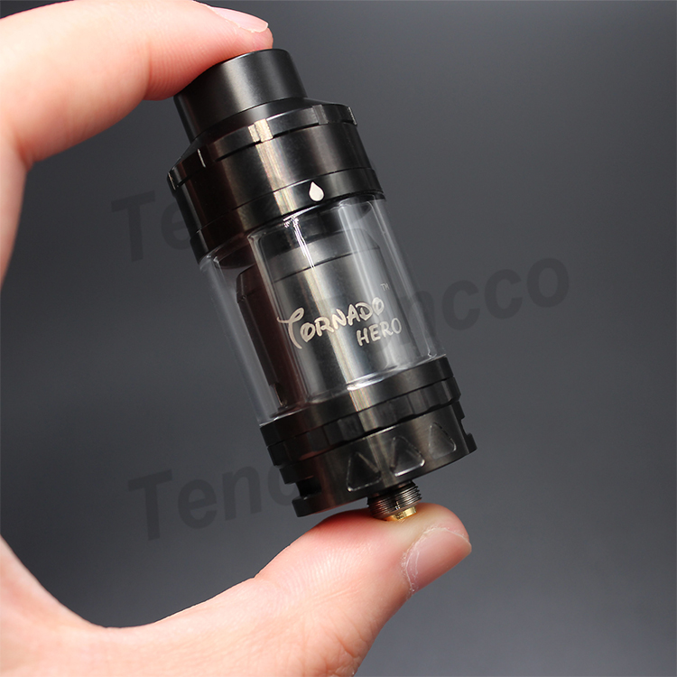 New Arrival New Coming IJOY Tornado Hero RTA & Sub Ohm Tank Wholesale