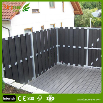 Wpc Floor Decking Wall Panel Board Fence Plastic Flooring