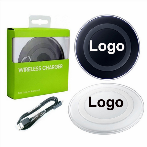 High quality Qi Wireless Charger, Wireless Charger, For iPhone/samsung/s6 Wireless Charger фото