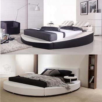 best sneakers 81977 5b5a6 Foshan Elegant Ronmantic Wedding Circle Bed Furniture,European King Size  Round Leather Bed On Sale - Buy Round Leather Bed,Round Leather Bed,Round  ...
