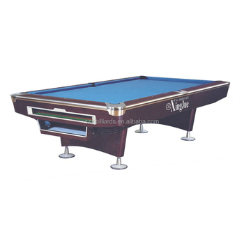 Xingjue Superior Sportcraft Stone Slate Pool Table With Andy Cloth