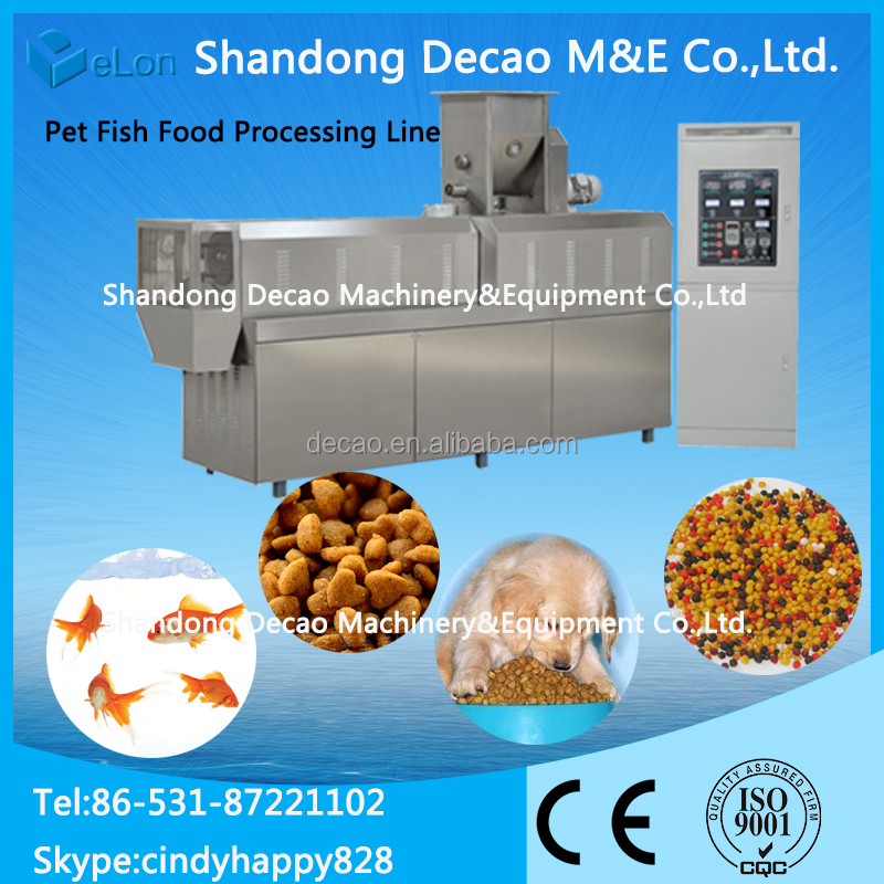 Fish Feed Production Plant food processing equipment company