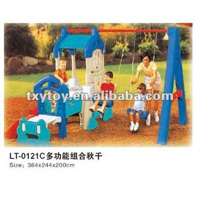 children slide house LT-0121C