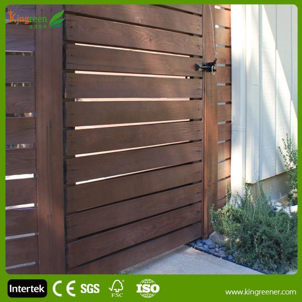 Pannelli di recinzione moderno design per idee recinzione - Idee per recinzioni giardino ...