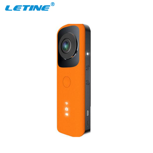 Customized Factory sale Camera Panoramic WIFI 360 Degree Sport Wireless Video Camera World Small Video IP Camera