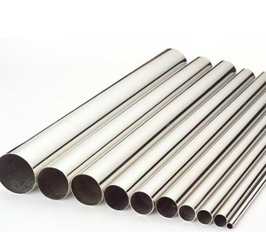 12X18H10T seamless Stainless Steel Pipe/Tube Malay Tube