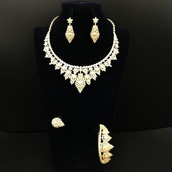 Exitoso 2019 Pakistani New Design Copper Mirco Pave Zircon Bridal