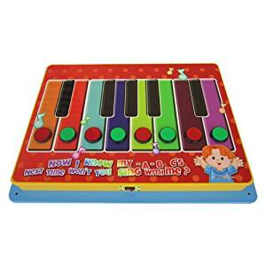 I DEPOT PLAY PLAY THE KEYS- WALL ACTIVITY PANEL FOR TODDLERS IM01
