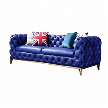 Modern Luxury Classic Wooden Living Room Sofa Furniture
