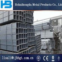 hot dipped GALVANIZED STEEL SQUARE PIPE analysis report