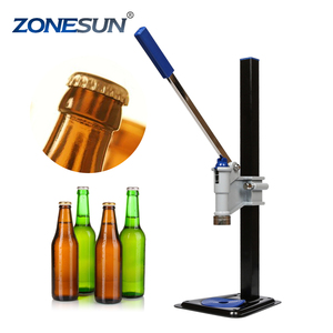 Crown cap/beer bottle/soda bottle manual capping machine beer bottle capper