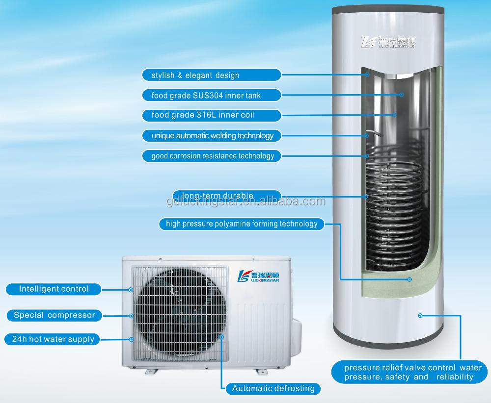 Residential Heat Pump Water Heater, Residential Heat Pump Water ...