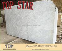 Cheap Italian White Marble Bianco Carrara 2cm slab