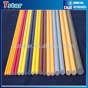 1mm to 100mm fiberglass rod, glassfiber rod, FRP rods