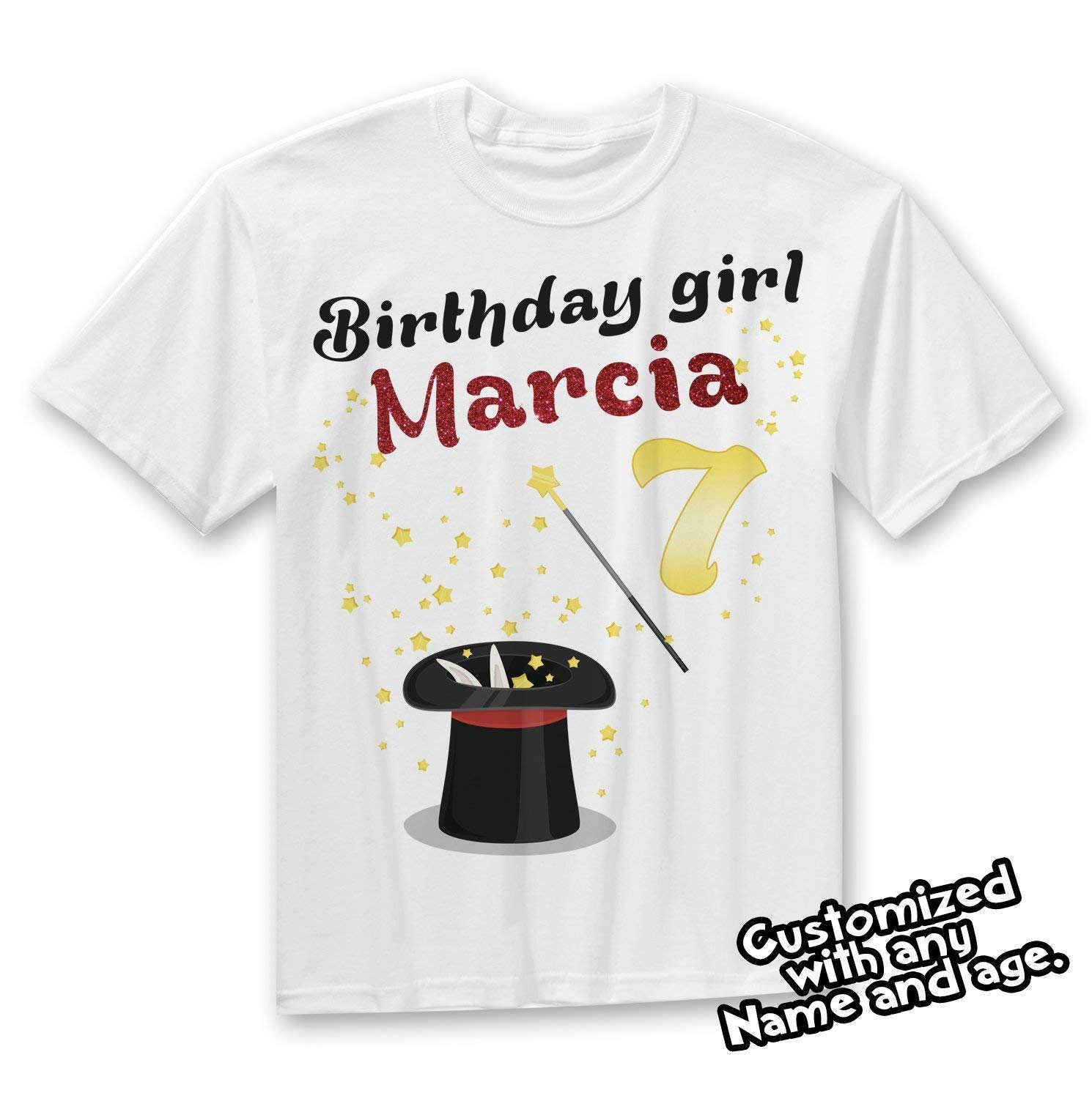 Get Quotations Magic Birthday Shirt Boy Magician