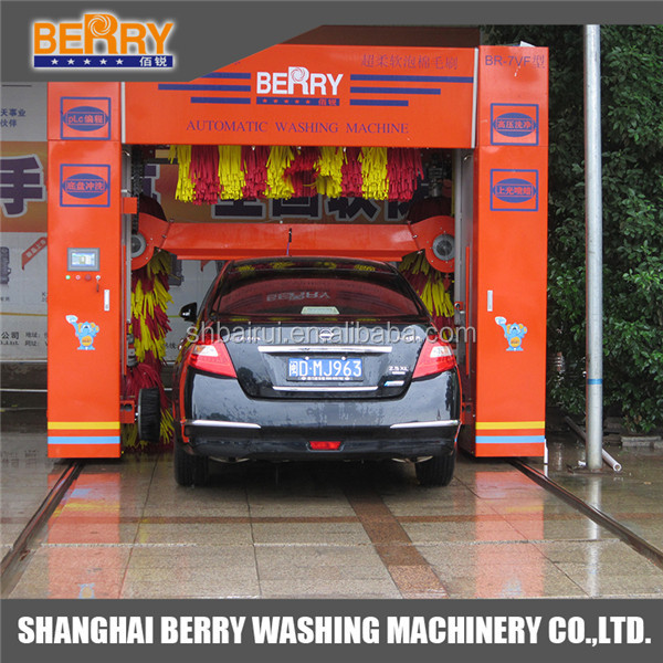 automatic rollover car washer car wash automatic