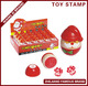 Hot cute collection, wholesale cheap plastic stamp,cute for children