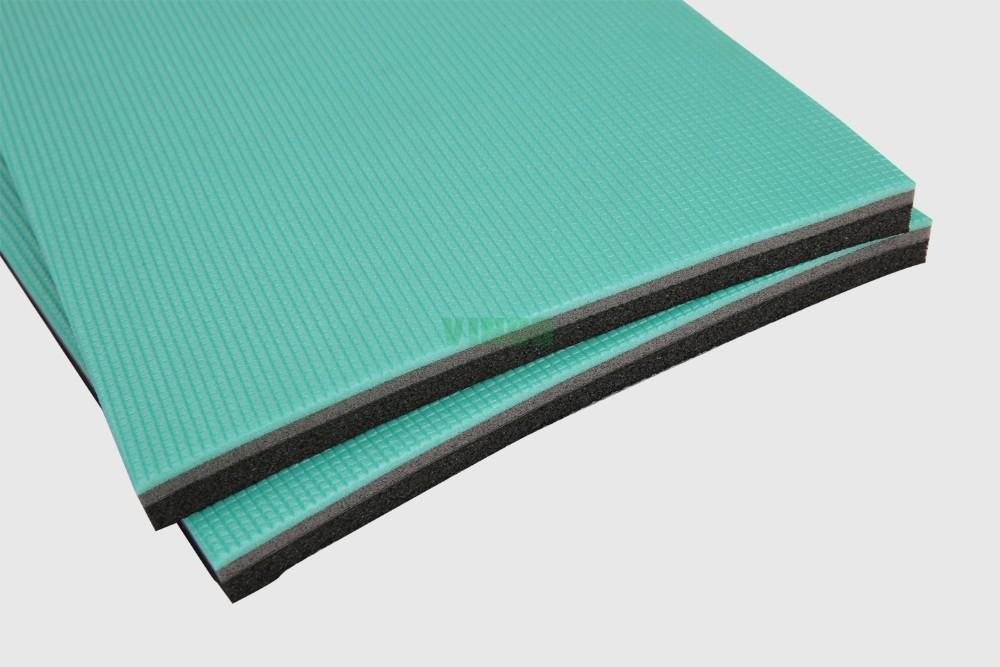 Schallschutz Unter Teppich schallschutz pvc laminat matte boden schallisolierung unter teppich