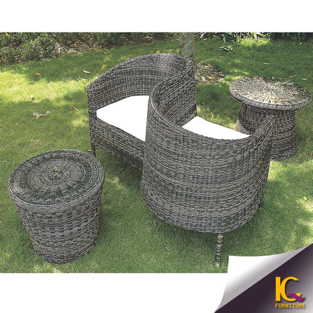 Nieuwe levensstijl villa tuin leisure sofa set goedkope outdoor ...