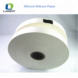 CHINA BEST PRICE SILICONE RELEASE PAPER IN ROLL