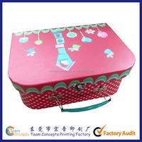 cardboard packaging alibaba suitcase gift box