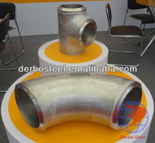 Manufacture steel pipe fittings: cross-over bend, offset bend, quarter bend