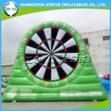 Customized giant inflatable dart game/inflatable soccer darts for sale
