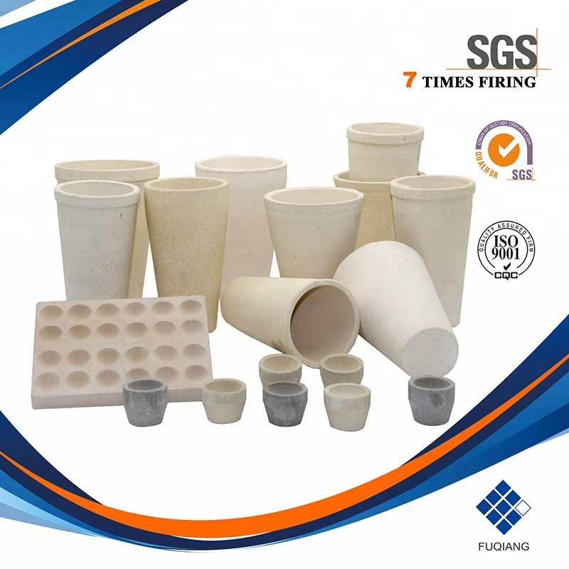 Fire Clay Crucible Fire Assay Crucible And Cupel For Metallurgy Crucible -  Buy Fire Assay Crucible,Gold Melting Crucible,Fire Clay Crucible Product on