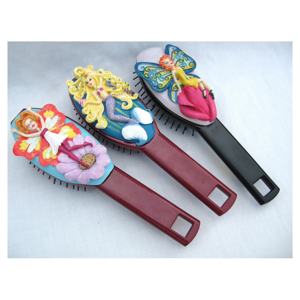 Hair Comb, Hair Trim Comb, Comb and Hair Brush