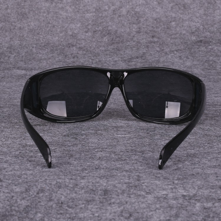 f35db302561 HD Night Driving Glasses - Anti-glare HD Vision - Yellow Tint Polycarbonate  Lens -
