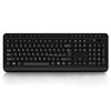 Taobao Hot selling New ArrivalsUltra-thin Multimedia wired keyboard