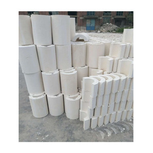 1000C 1100C insulation calcium silicate pipe