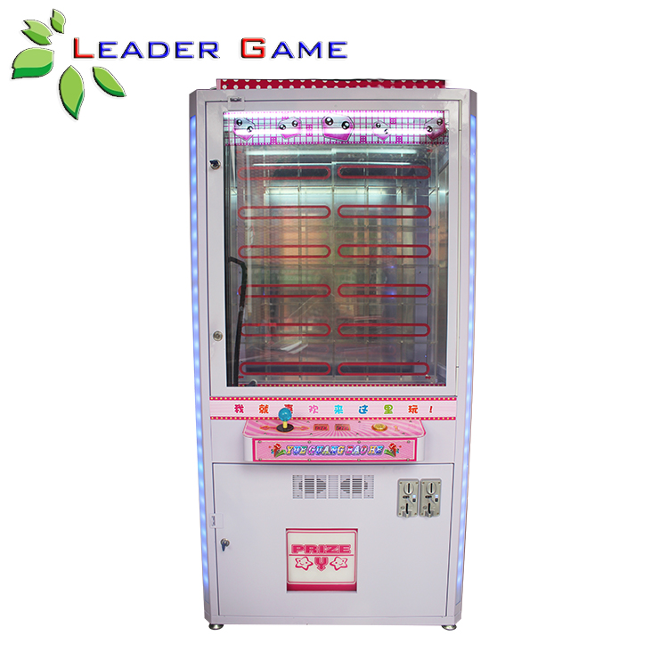 Customer'S Design Gift Prize Claw Crane Vending Arcade Game Machine