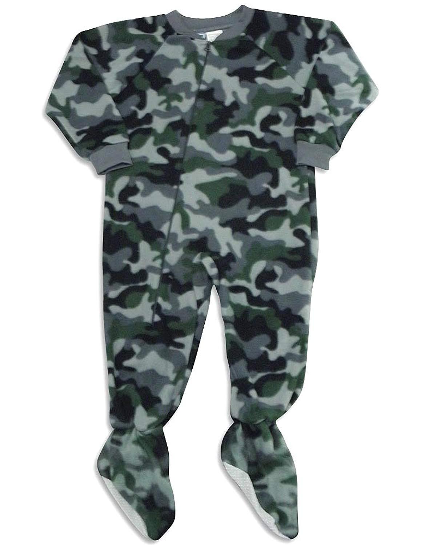 0c8e57c64c Get Quotations · Katnap - Little Boys Camouflage Long Sleeve Blanket Sleeper