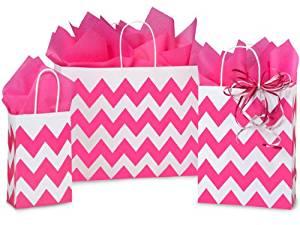 CHEVRON STRIPE PINK ASSORTMENT50 Rose, 50 Cub, 25 Vogue 1 unit, 125 pack per unit.