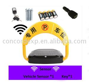 custom size car parking lock reserver / lift