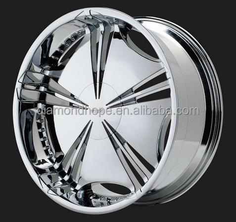 New Design Alloy Wheel For Car(zw-v78)