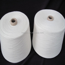 Best selling fancy acrylic blended polyester yarn/thick yarn acrylic with various solid color