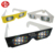 NEW Cheap paper rave prism funny 3D diffraction glasses