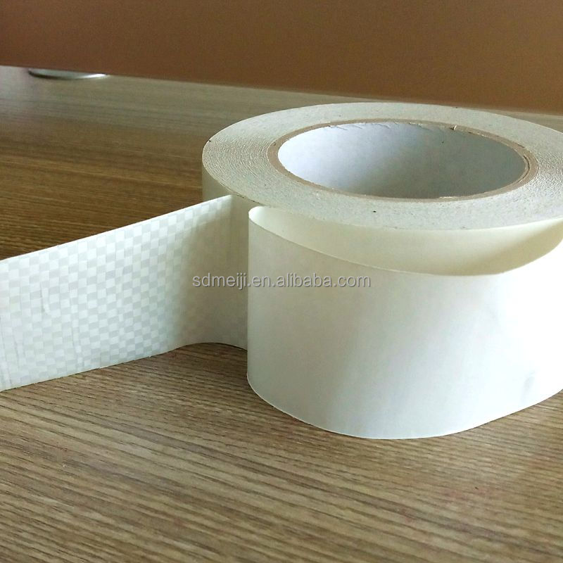 High insulation polyester Double Sided Non Woven Fabric Cloth Adhesive Tape manufacturer