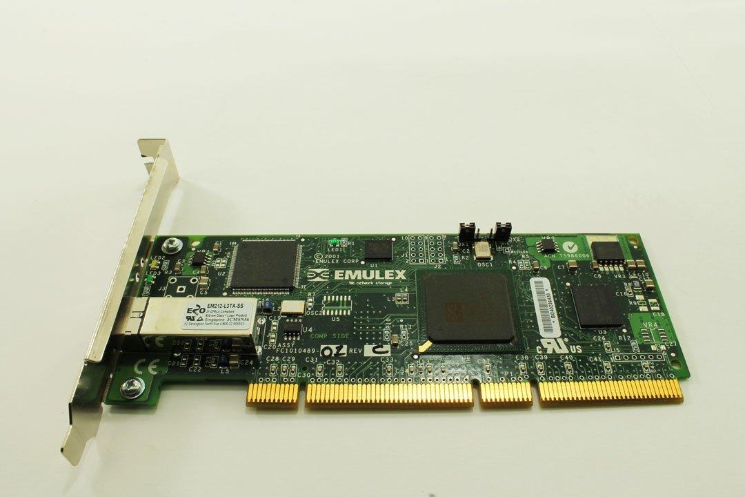 Buy Emulex EM212-L3TA-SS 2GB/Sec Fiber Channel Host Adapter