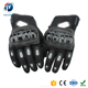YP-SG-0048 Wholesale Cool Genuine Leather Motor Bike Racing Glove