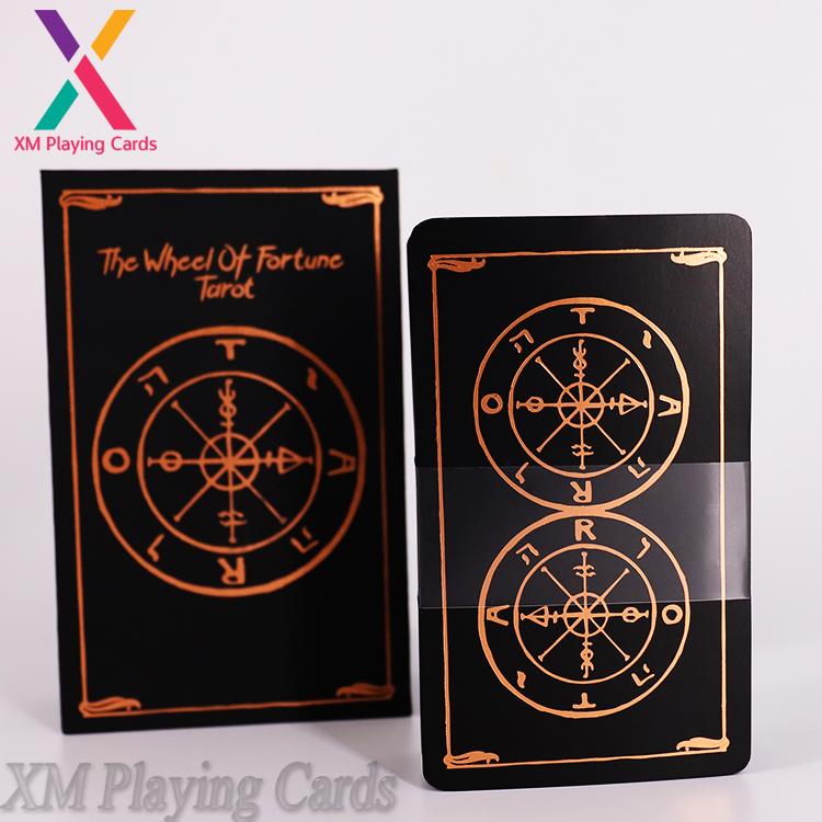 Germany Black Core Paper Poker Tarot Cards - Buy Tarot Cards,Paper Poker  Tarot Cards,German Black Core Paper Poker Tarot Cards Product on Alibaba com
